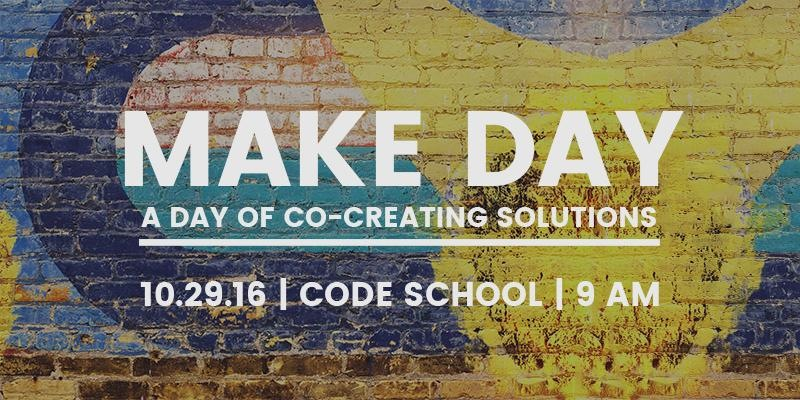 Orlando Lady Developers Presents: Make Day