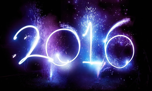 Happy New Year! What to look forward to in Tech in 2016