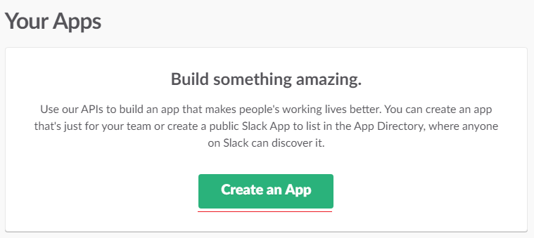 How to Build Your Own Slack Bot Integration with Node js