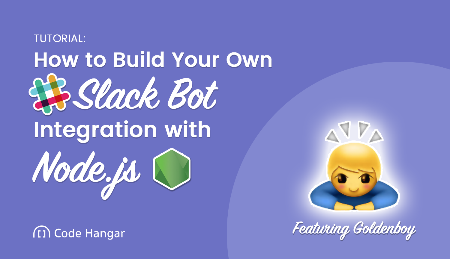 How To Build Your Own Slack Bot Integration With